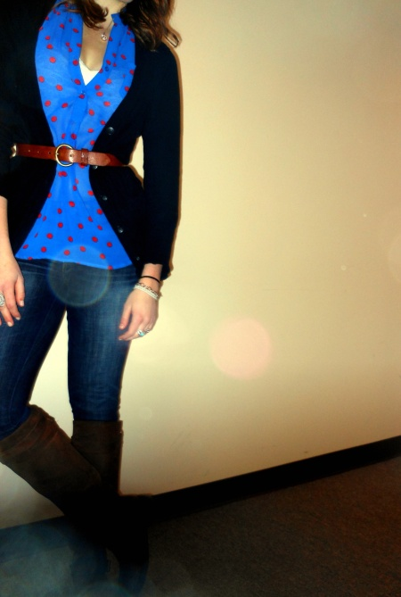 Polka Dot Blues