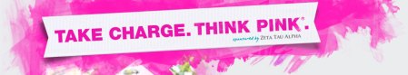 Take Charge Think Pink